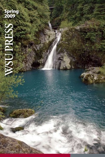 Spring 2009 - WSU Press - Washington State University