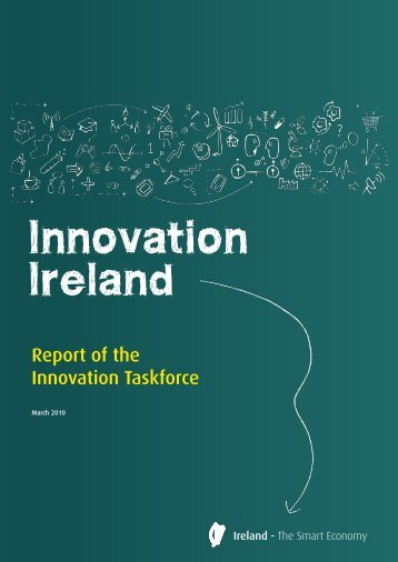 Report of the Innovation Task Force - Enterprise Ireland