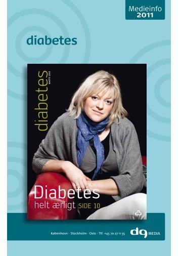 Diabetes - DG Media