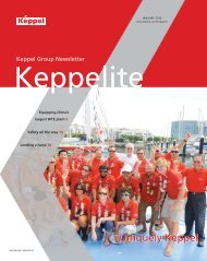 january 2010 - Keppel Corporation