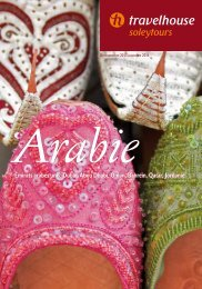 Arabie - Travelhouse
