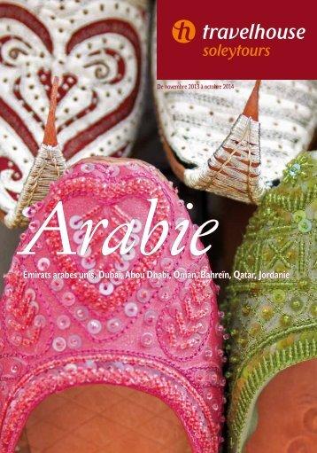 Arabie - Travelhouse