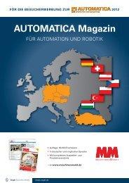 AUTOMATICA Magazin