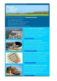 9 juni - Ik Bouw Mijn Huis In Almere