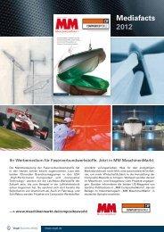 Mediafacts 2012 - Vogel Business Media