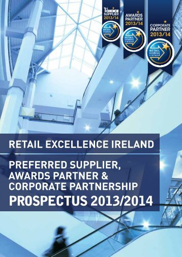 Download Prospectus 2013 - Retail Excellence Ireland