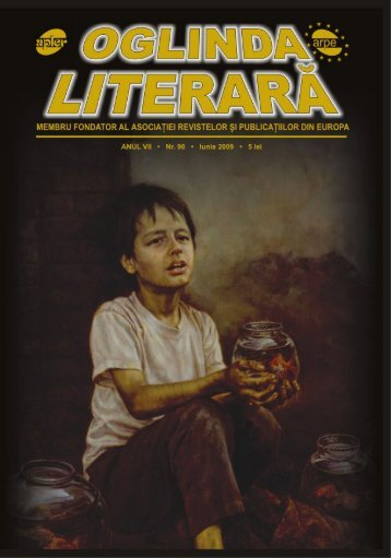 poezie - Oglinda literara