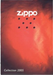 Download als PDF (4,7 MB) - ZippoCollect
