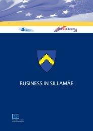 BUSINESS IN SILLAMÄE - Kohtla-Järve