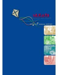 2007 Annual Report - Lutheran Community Care