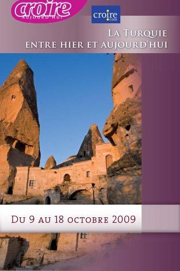 Du 9 au 18 octobre 2009 - Terre Entière