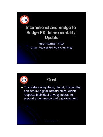 presentation (pdf) - Internet2 Middleware Initiative