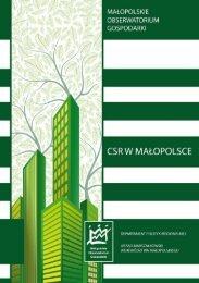 CSR w Małopolsce