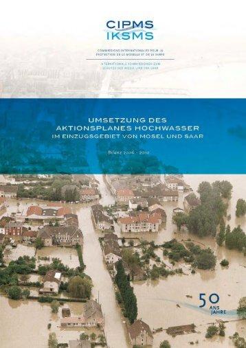 Aktionsplan Hochwasser 2006_2010.pdf - iksms