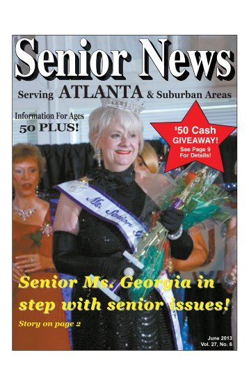 Jun - Senior News Georgia