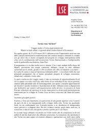 Turin LSE - Torino Strategica