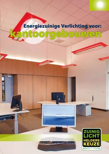 Energiezuinige verlichting voor kantoorgebouwen - Nederlandse ...