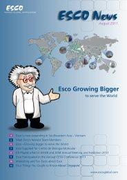 ESCO News