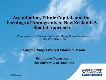 view pdf - Integration of Immigrants Programme - Massey University