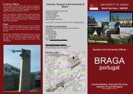 portugal - Serviços de Acção Social da Universidade do Minho