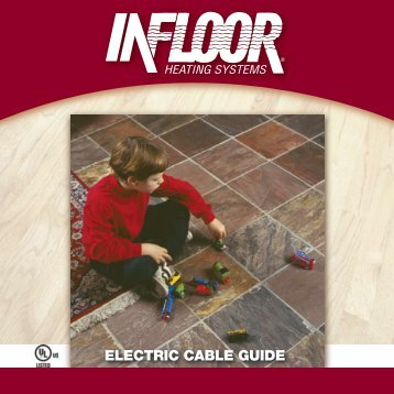 Electric Cable Guide - Comfort Products, Inc.