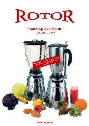 • Katalog 2009/2010 • - Grimm Gastro
