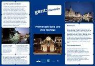 illuminée - Visit Gent