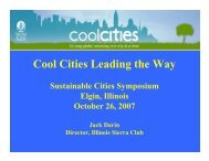 Cool Cities Leading the Way