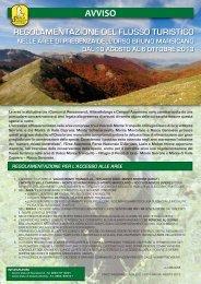 Scarica il documento - Parco Nazionale d'Abruzzo Lazio e Molise