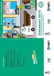Calendario 2013 Raccolta differenziata domiciliare ... - Il Gruppo Hera