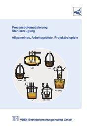 Prozessautomatisierung Stahlerzeugung Allgemeines ... - BFI.de