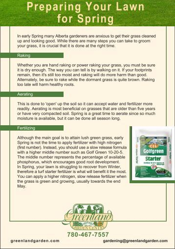 Natria lawn weed control con carton 8 19 central for Preparing for spring