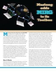 How It Works - Mustang Engineering Inc.