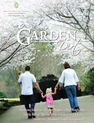 Glorious Gardens Set For Mother's Day WeekendPage 3 Earth Day ...