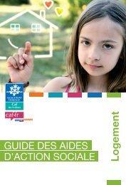 Guide des aides d'action sociale > Logement - Caf.fr