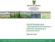 INSPIRE - netzwerk   GIS Sachsen-Anhalt
