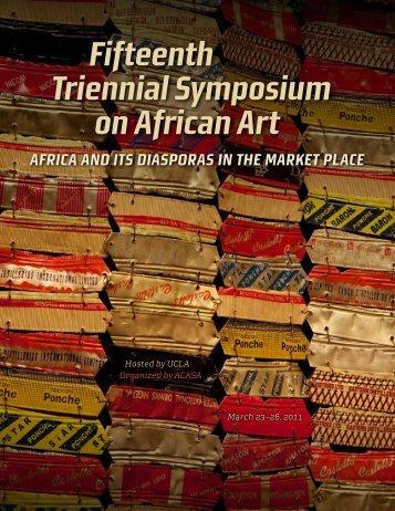 Fifteenth Triennial Symposium on African Art - ACASA