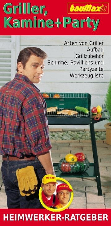Griller, Kamine+Party Griller, Kamine+Party ... - Grillsportverein.com