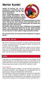 Griller, Kamine+Party Griller, Kamine+Party ... - Grillsportverein.com - Seite 2