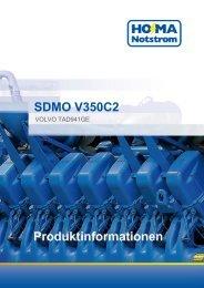 SDMO V350C2 - HO-MA-Notstrom