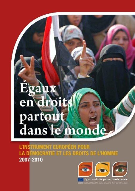 instrument européen pour la démocratie et les droits de l'homme