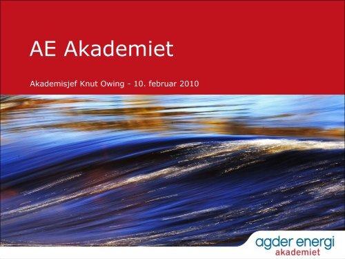 AE Akademiet - Energi Norge