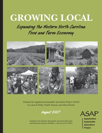 Growing Local - ASAP Connections