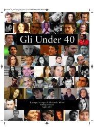 Under 40 - Oblique Studio