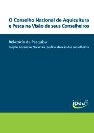 Relatório - Ipea