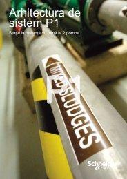 Ghid arhitectura de sistem P1 pentru industria ... - Schneider Electric