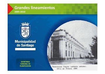 Lineamientos Estrategicos - Intranet Municipal - Municipalidad de ...