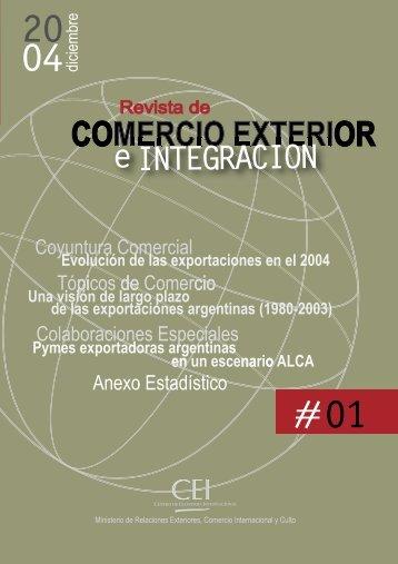 Revista del CEI 1.pdf - Centro de Economía Internacional
