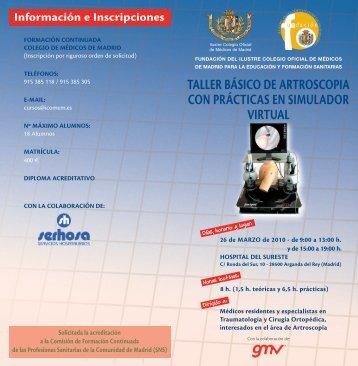 Programa del Curso - Congresos Médicos