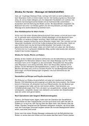 Shiatsu für Hunde von Verena Anna Schläfli - Shiatsu-Netz